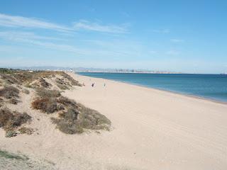 Valencia Spain Beaches