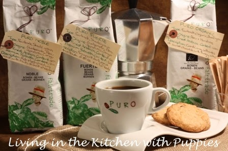 what makes a delicious cup of coffee even better? saving the rainforest! puro fairtrade coffee.