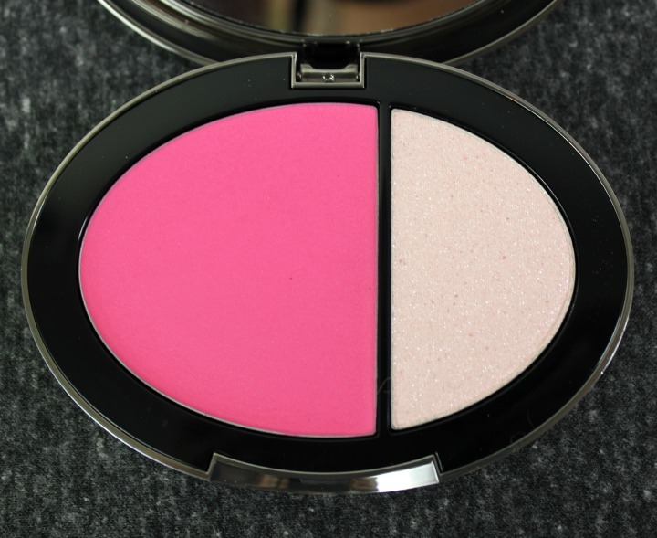 Tarina Tarantino Dollskin Cream Blush/Sparklicity in Mr. Pink