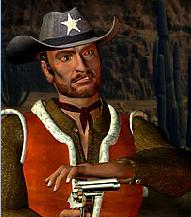 Şerif Osman Kasabada