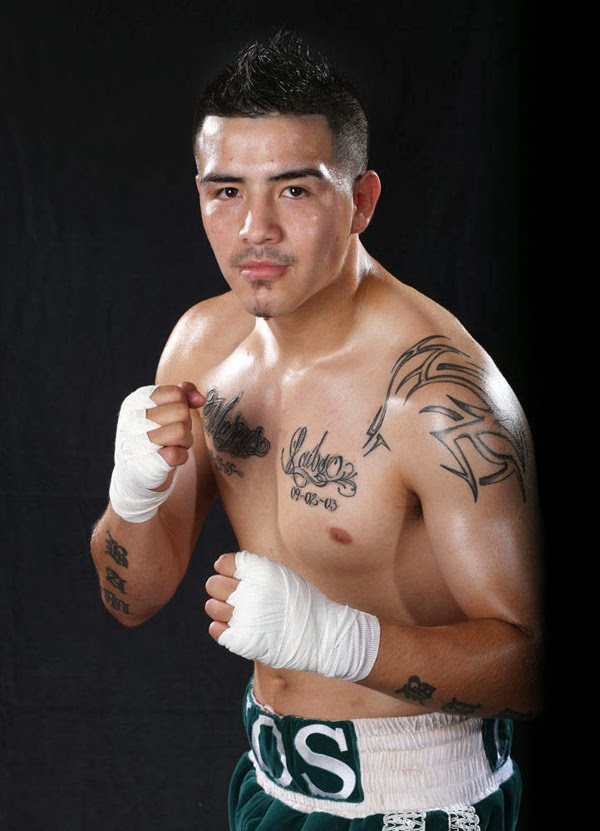 Brandon Rios fighter