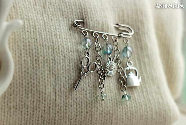 украшения, женские украшения, брошки, булавки, брошки с подвесками, серебро, зима, новый год, рождество, подарки