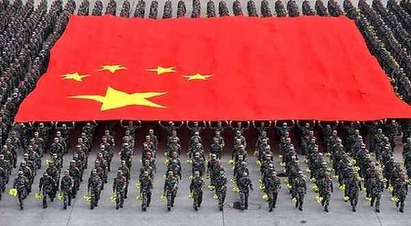 China Army Power