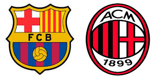 Barcelona vs Milan en vivo, Champions League 2012