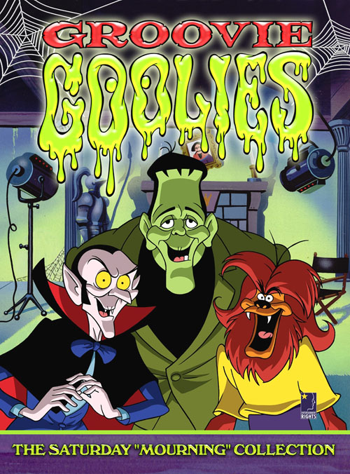 daffy duck and porky pig meet the groovie goolies dvd covers