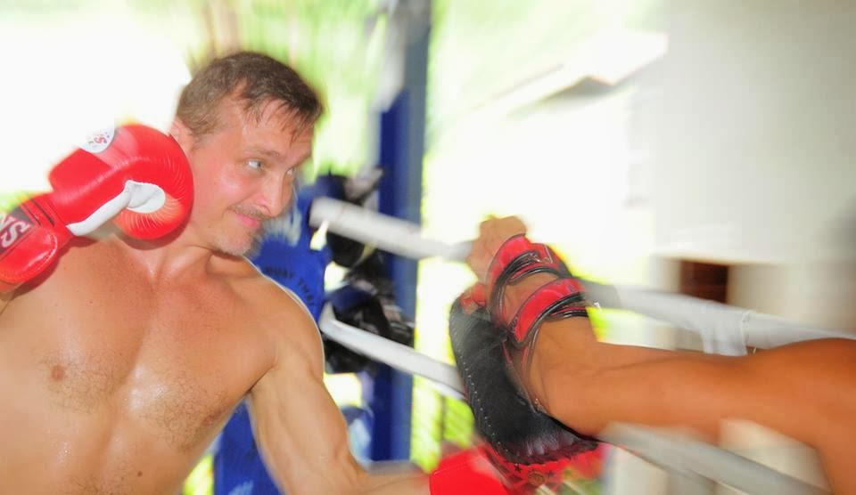 Muay Thai in Thailand: Adventure, Expedition and Self Discovery in Christ