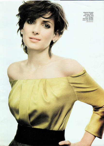 forget me not [smile]: winona ryder