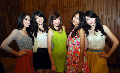 Foto Princess Girlband Indonesia