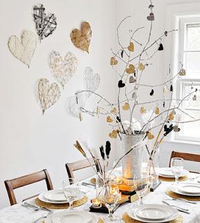 Jantar romântico decoração completa