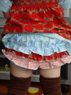 Ravelry: Baby Bloomers pattern by Purl Soho