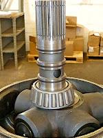 Hydrostatic Transmissions Limited hydraulic motor