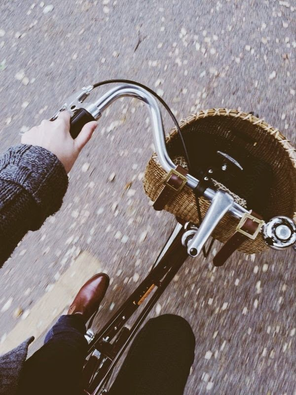 Autumn bike rides