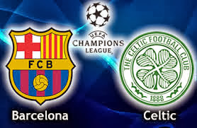 Celtic vs Barcelona en vivo | 1 de octubre 2013