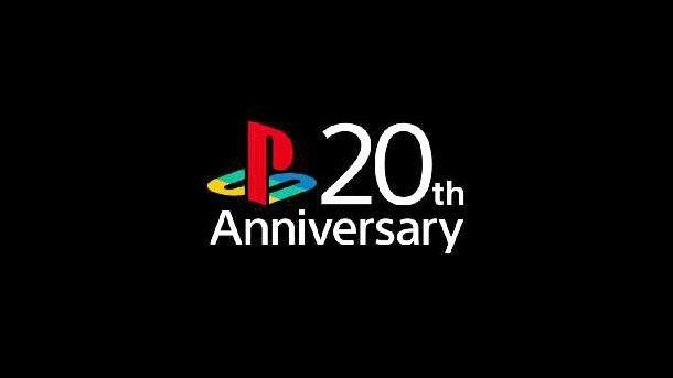 Playstation Edição Especial de 20 Anos Virá pro Brasil
