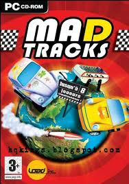 Mad Tracks PC Game