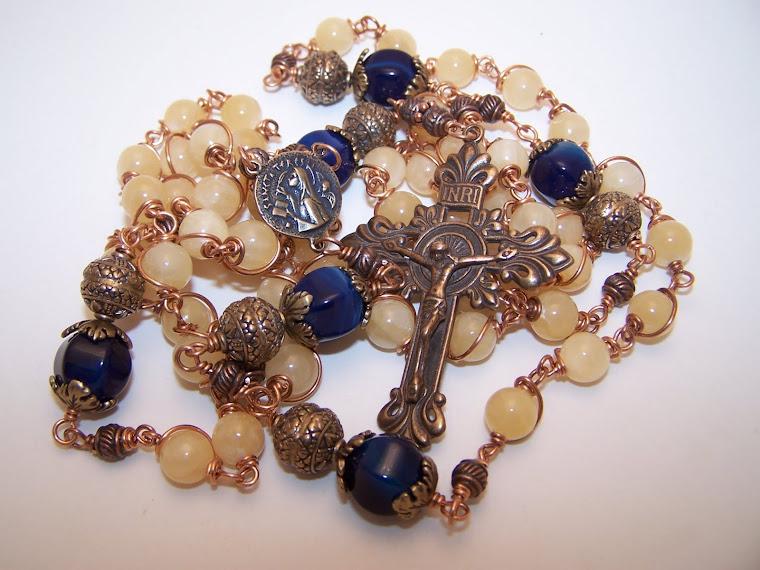 No. 12.  St. Teresa of Avila- Newly Listed on ETSY!