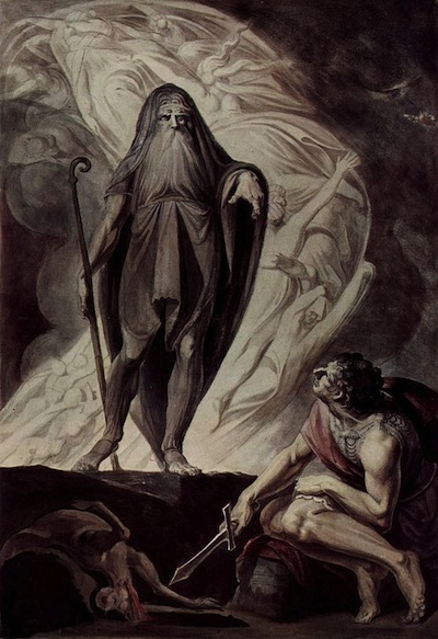 the role of tiresias in the odyssey oedipus the king and the inferno
