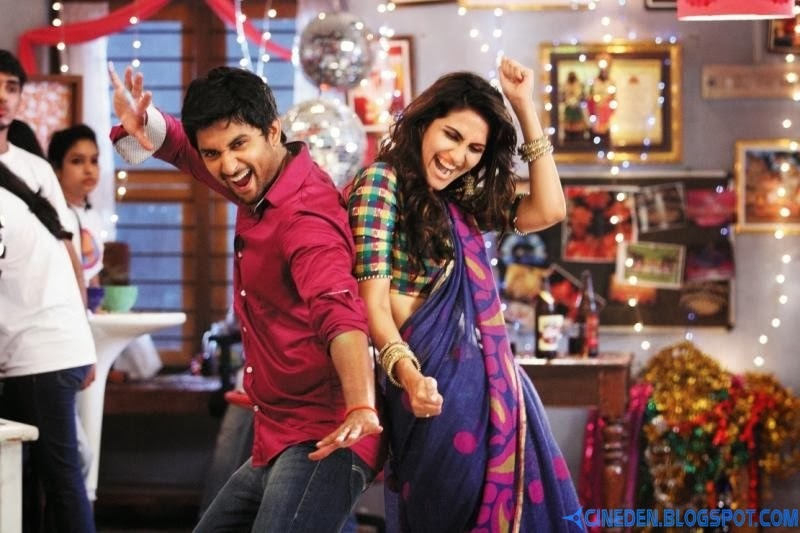 Nani and Vaani Kapoor in Aaha Kalyanam (2014) Tamil and Telugu Movie Stills - CineDen
