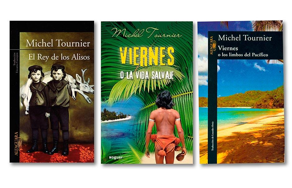Entrevista con el escritor Michel Tournier