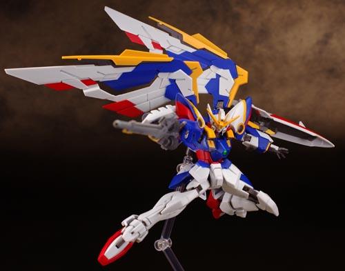 Robot Wing Gundam