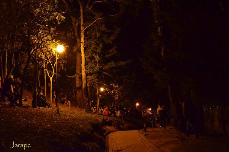 Noche en Guateque