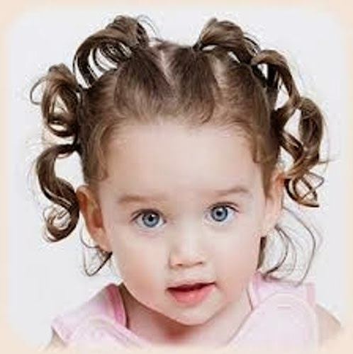 hairstyles for baby girls with short hair