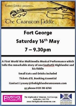 Cranston Fiddle