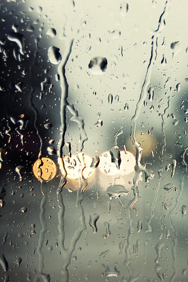 Rain of Glass  Galaxy Note HD Wallpaper