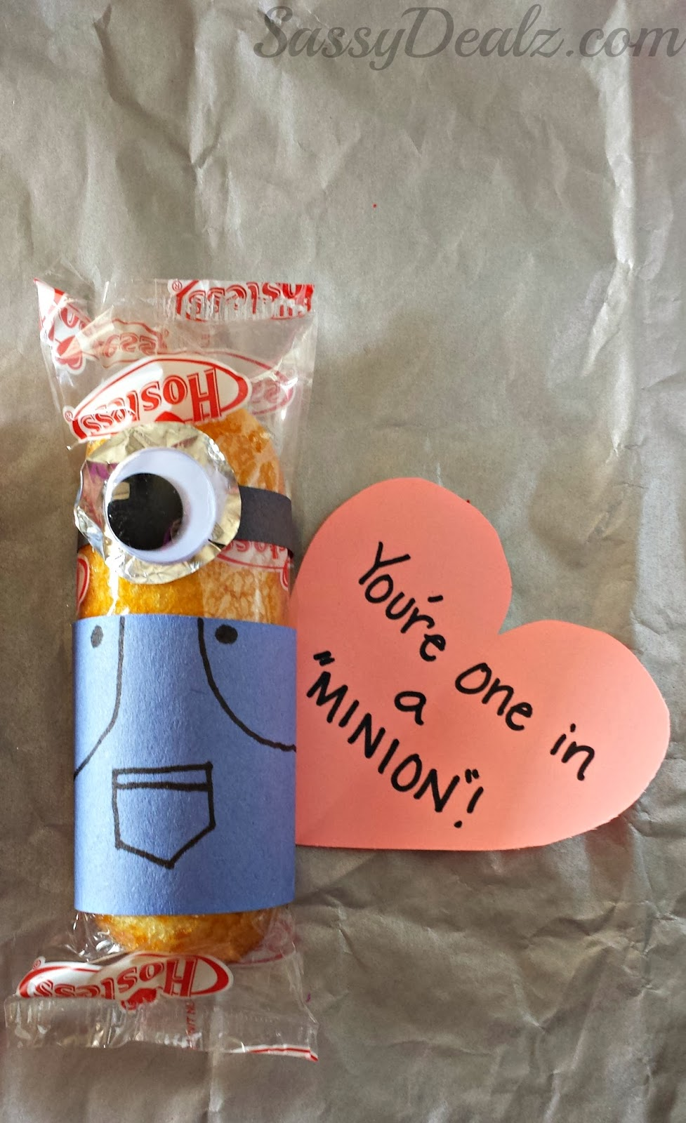 classroom valentines non candy treat - Valentine Treat Bag Ideas