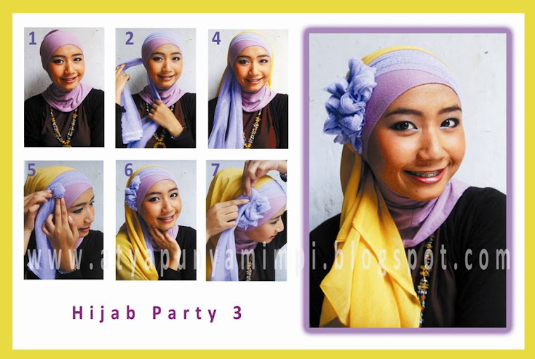 Hijab Party 3