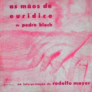 OUÇA AS MÃOS DE EURÍDICE