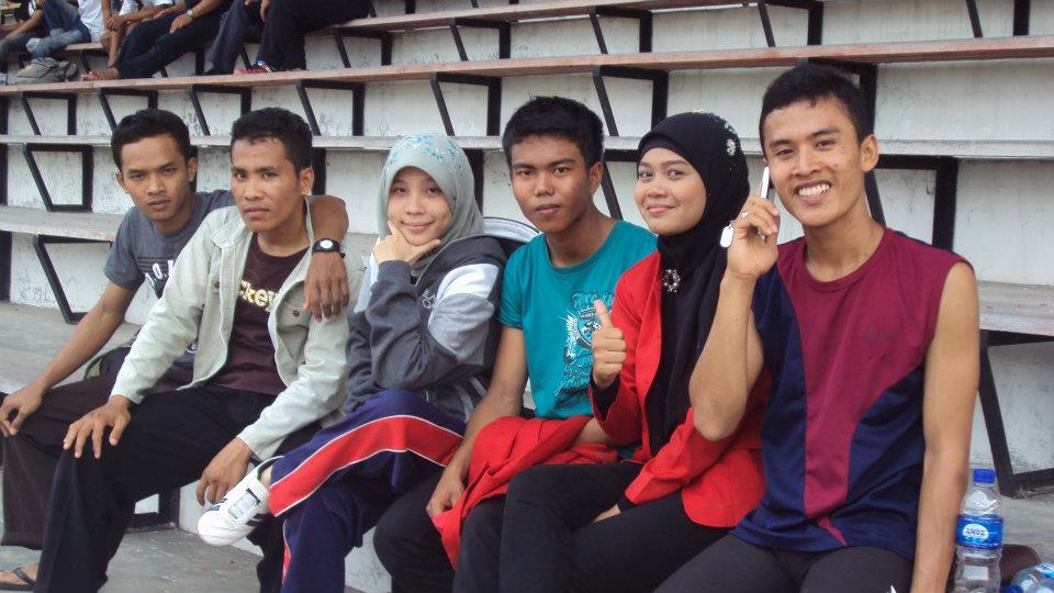 Pengalaman mengikuti POMSU (Pekan Olahraga Mahasiswa Sumatera Utara