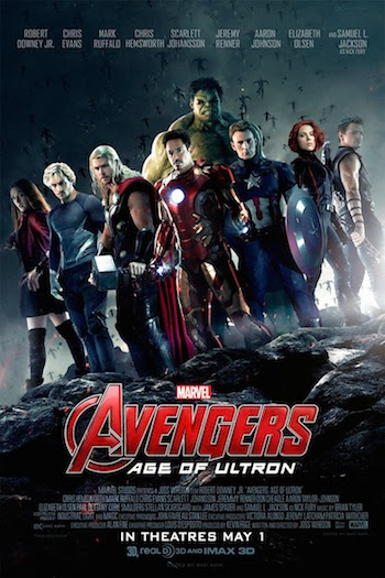 Avengers Age of Ultron 2015 Full Movie