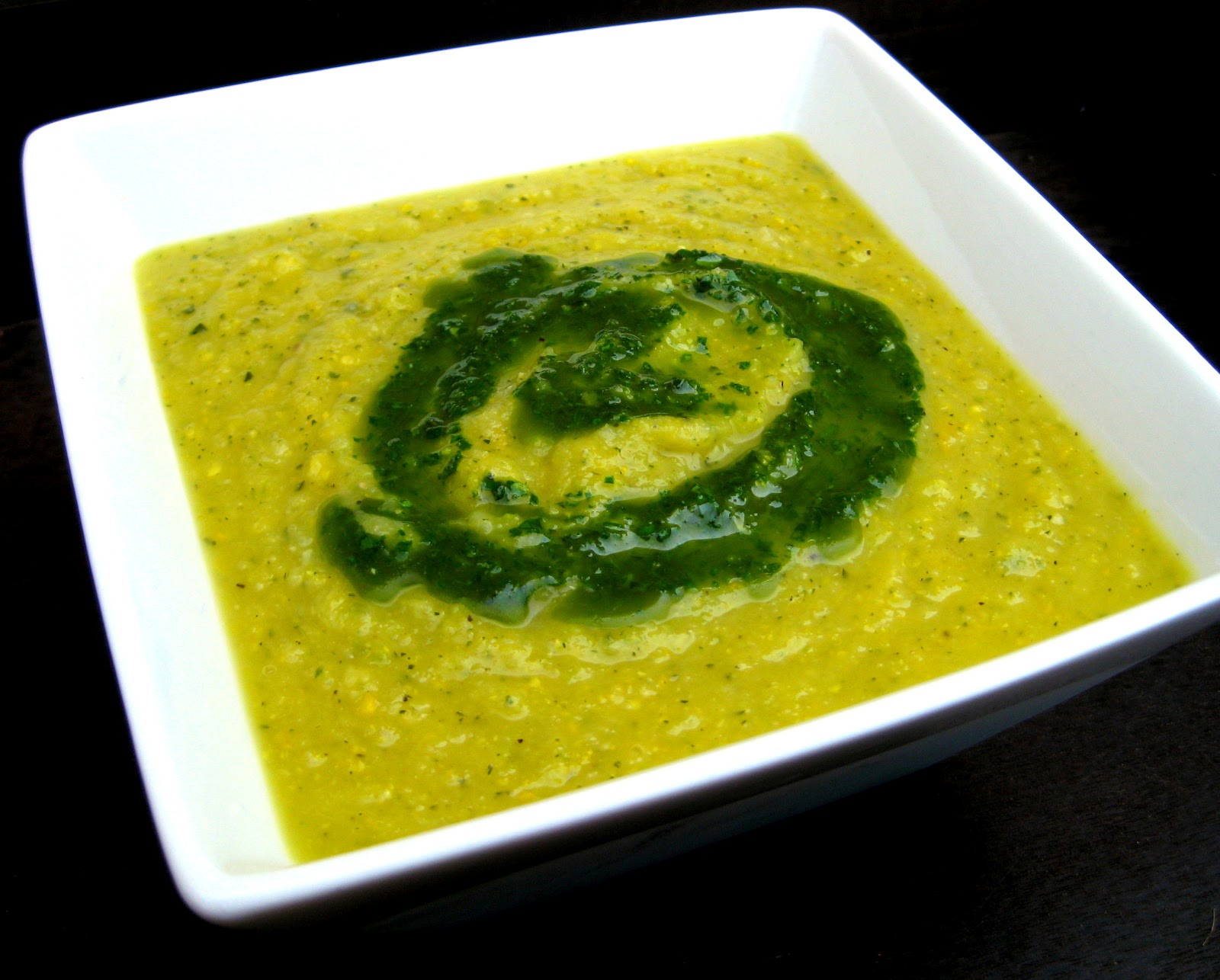Simple Summer Squash Soup Recipe — Dishmaps