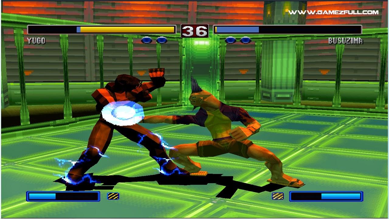Bloody Roar 2 juego completo para pc 1 link español