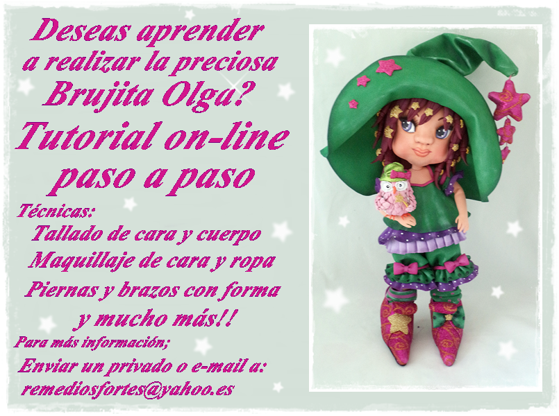 Tutorial on-line brujita Olga