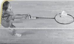 Teknik Dasar Bulu Tangkis