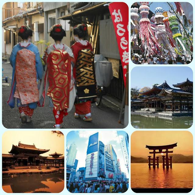 Diseños por el mundo: Japón