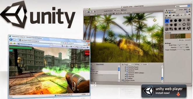 Downlaod Unity 3D Pro 4 Full