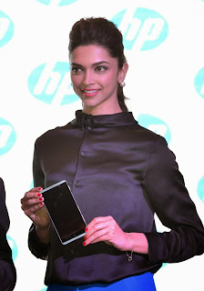 Deepika Padukone Looks Stunning smiling slim beauty in a funny Blue Trousers