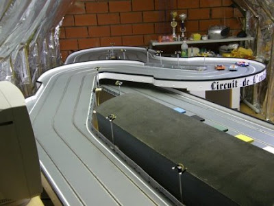 pista Slot Car - Circuit de l'enfer - slotticar