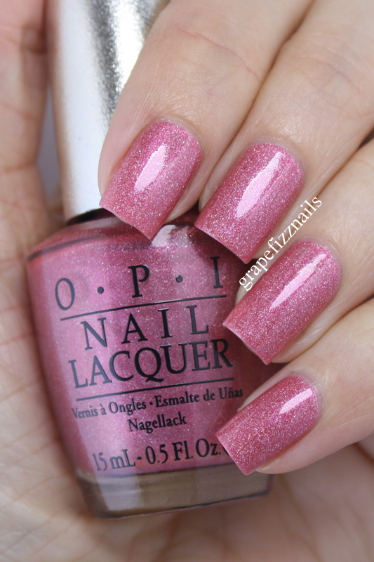 Grape Fizz Nails Opi Designer Series Reserve