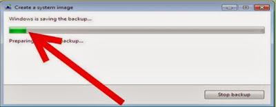 Cara Membuat Backup di Windows 7 Secara Cepat dan Mudah