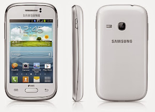 Cara Flashing samsung galaxy Young GT-S6310 via odin