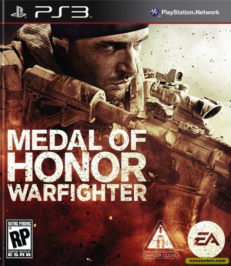 Medal of Honor Warfighter Medal of Honor Warfighter [ PS3 ]