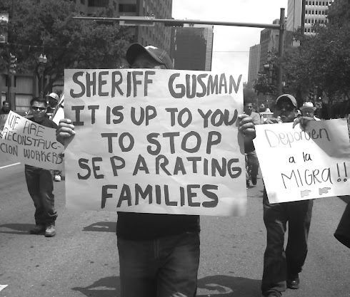 A MESSAGE FOR SHERIFF GUSMAN