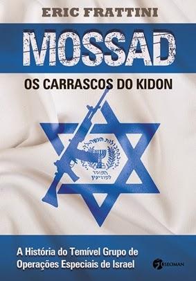 Mossad - Eric Frattini
