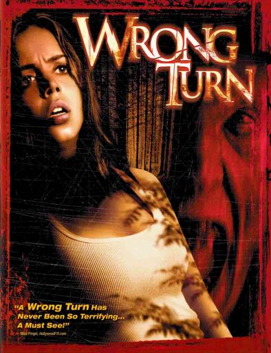 Ver Camino hacia el terror (Wrong Turn) (2003) Online