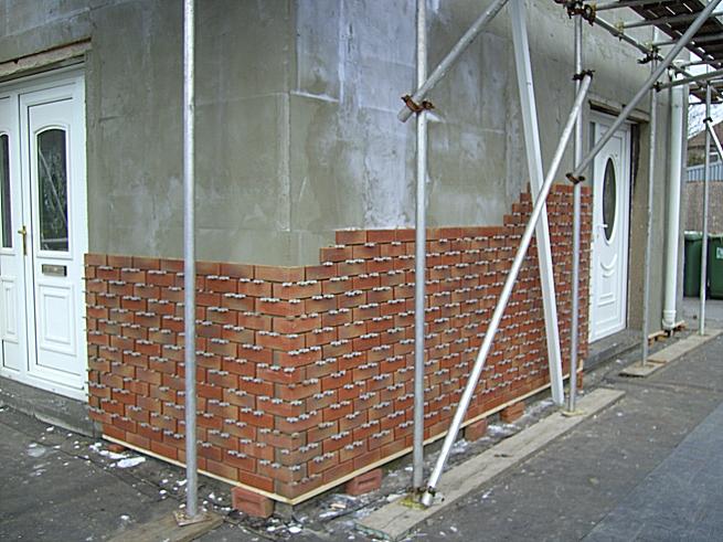 Brick Driveway Image Cladding
