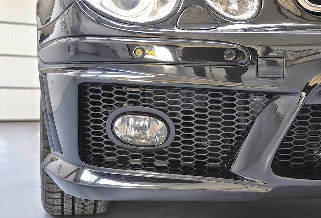 w211 bumper